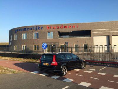 Gezamenlijke Brandweer Rotterdam-Maasvlakte